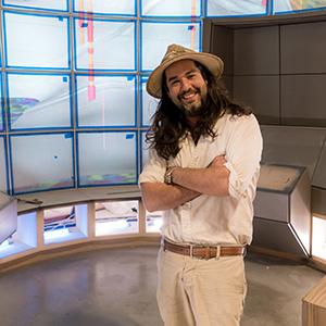 David Mendoza  Exhibit Fabricator