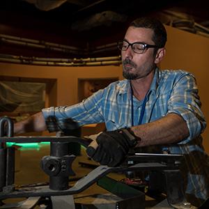 Dylan Francis  Exhibit Fabricator