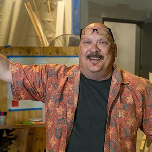 Franklin (Trey) Otis  Exhibit Fabricator