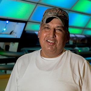Fred Sanchez  Utility Technician