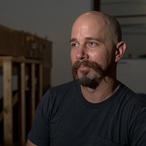 Hank Mattice  Exhibit Fabricator