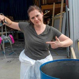 Heather Tye  Exhibit Fabricator
