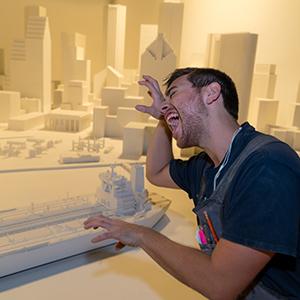 Jacob Garcia  Exhibit Fabricator