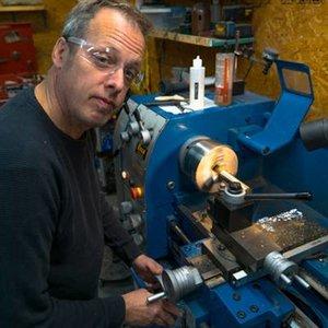 Jeff Evarts  Exhibit Fabricator
