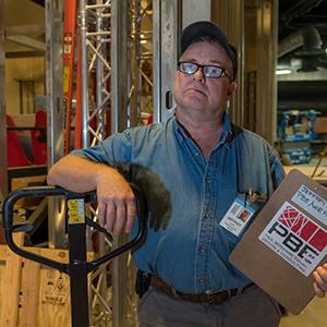 Jeffrey Lane  Exhibit Fabricator/Buyer
