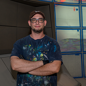 Jonathan Leach  Exhibit Fabricator