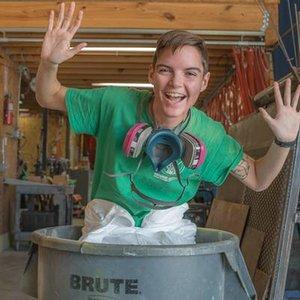 Max Crouch  Exhibit Fabricator