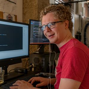 Olin Kirkland  Lead Interactive Developer