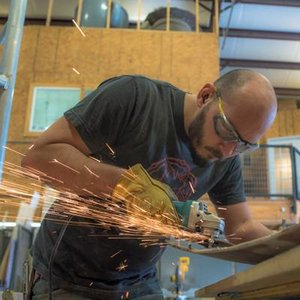 Rob Revels  Exhibit Fabricator