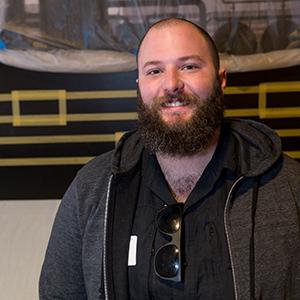 Seth Defore  Exhibit Fabricator & Draftsman