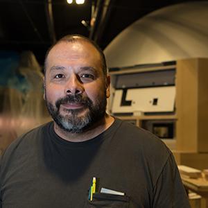 Tony Gamez  Shop Foreman