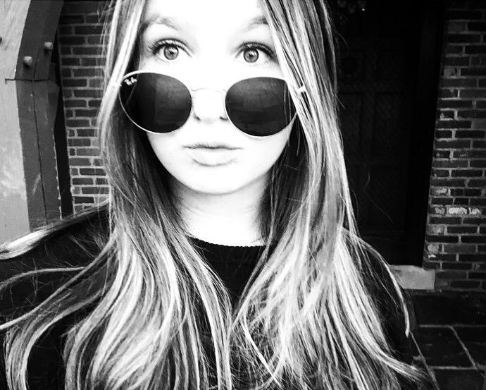 Freshman Emma Fetner