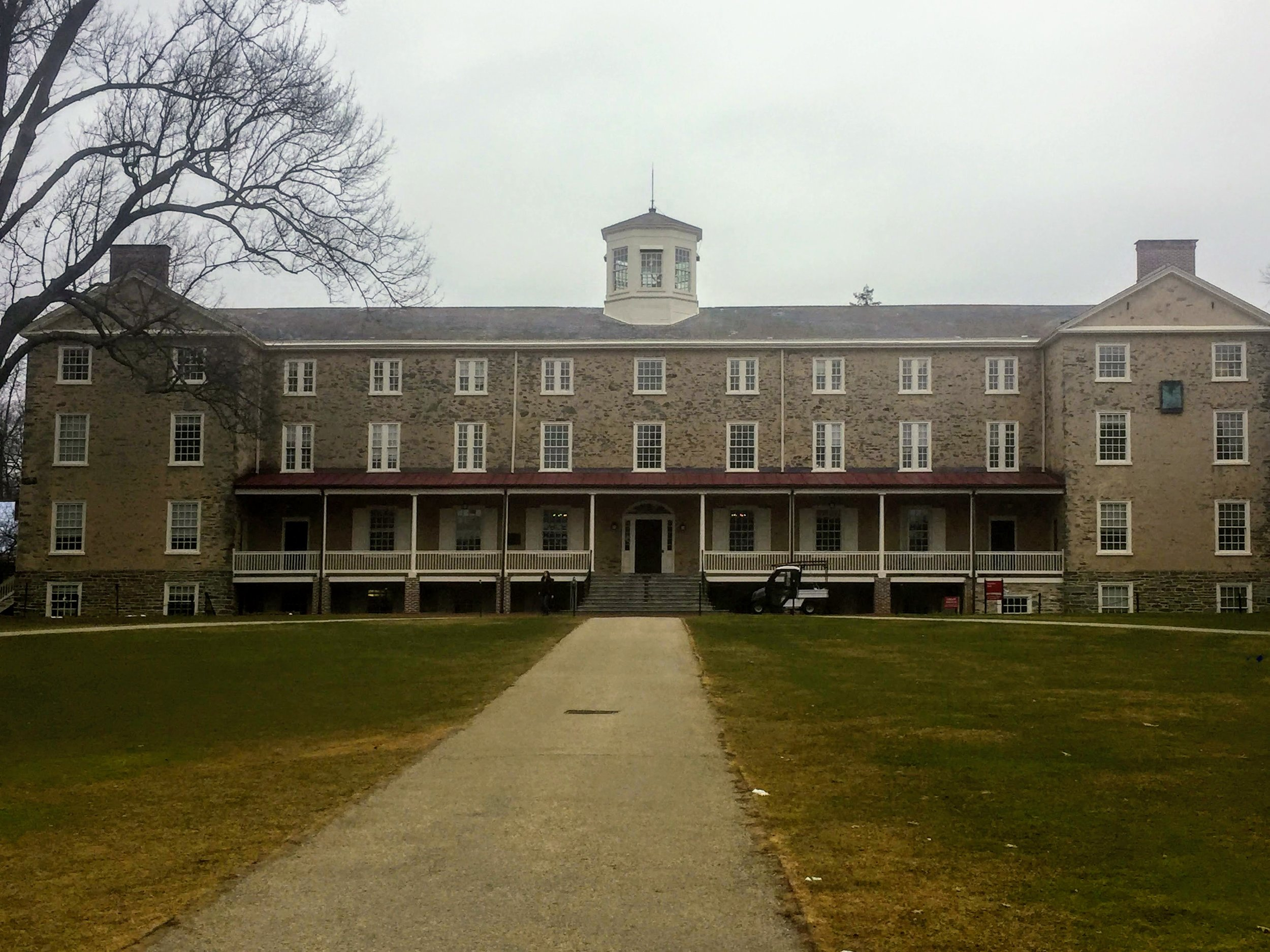 Haverford College Tour