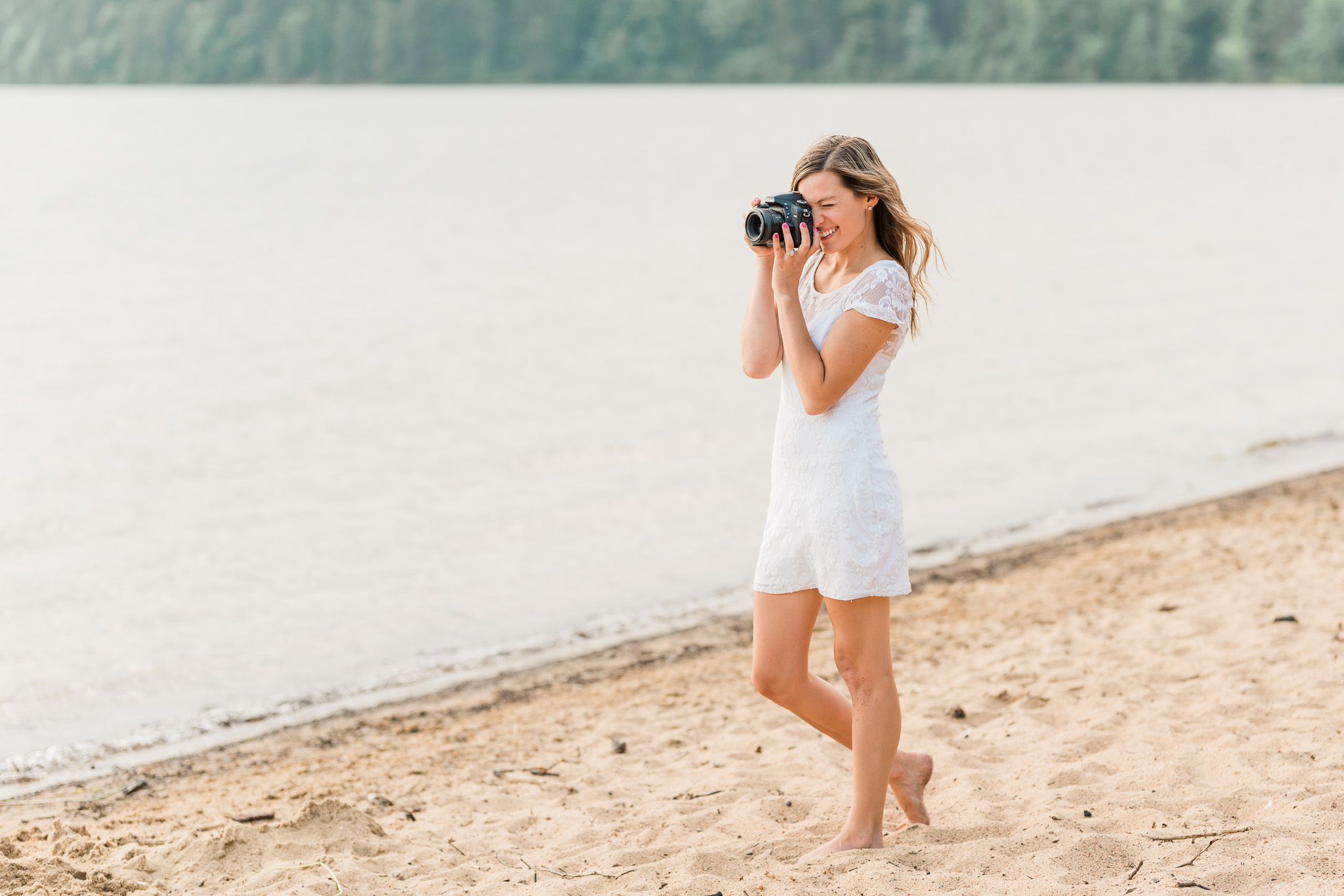 Hi Guys! - Amy here, owner and photographer at Amy Jakubowski Photography. Thank so much for stopping by my little corner of the internet. I'm a wife, mom, and lifestyle photographer located in Northern Wisconsin. Take a look around and contact me with any questions! I love getting to meet new people and create gorgeous images!