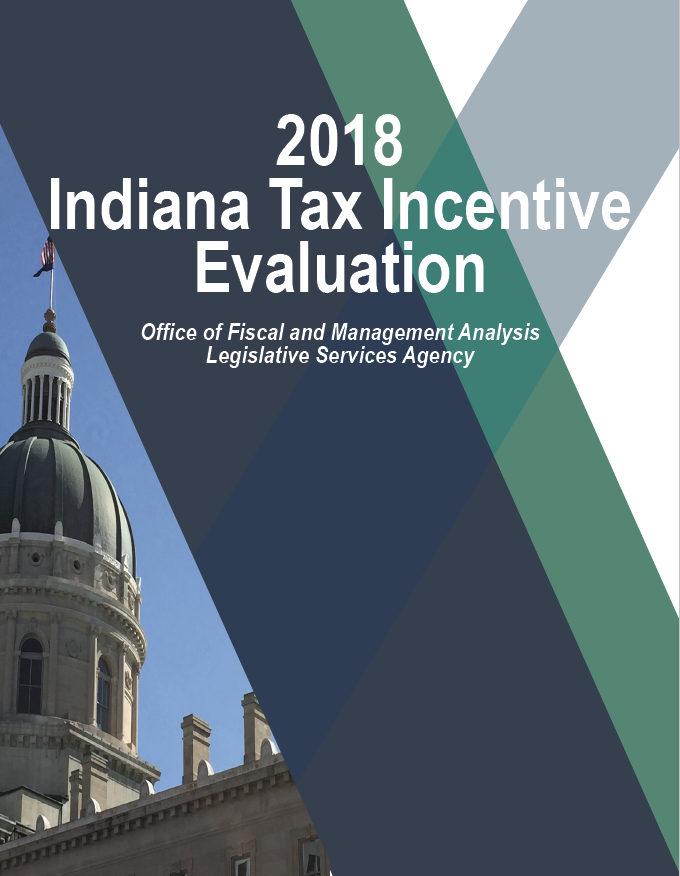 2018 Indiana Tax Incentive Evaluation