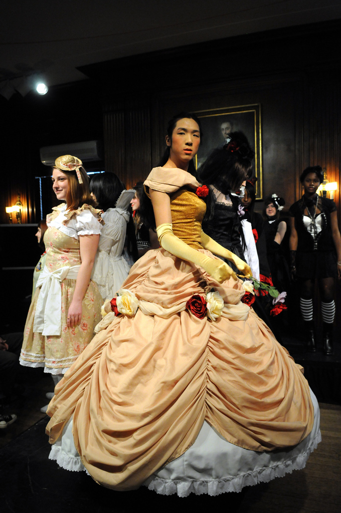 Harajuku Fashion Show at The Textile Museum | Photo Bill Petros