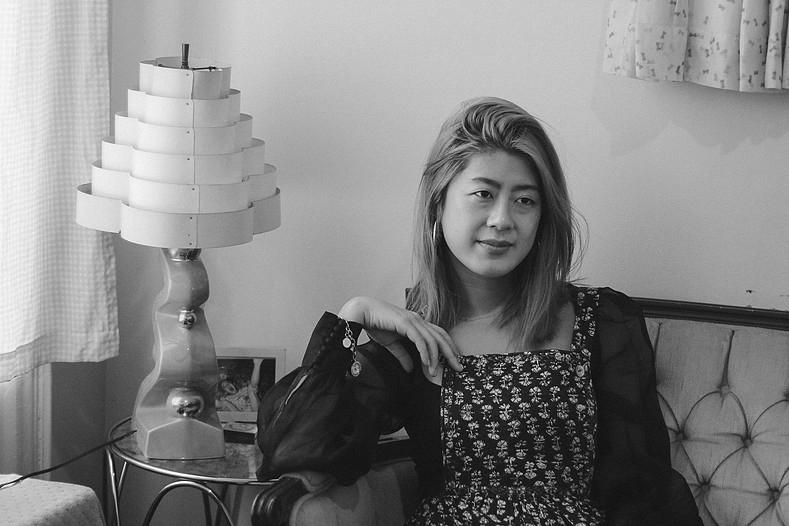 <b>14: Jenny Zhang</b><br>poet and writer