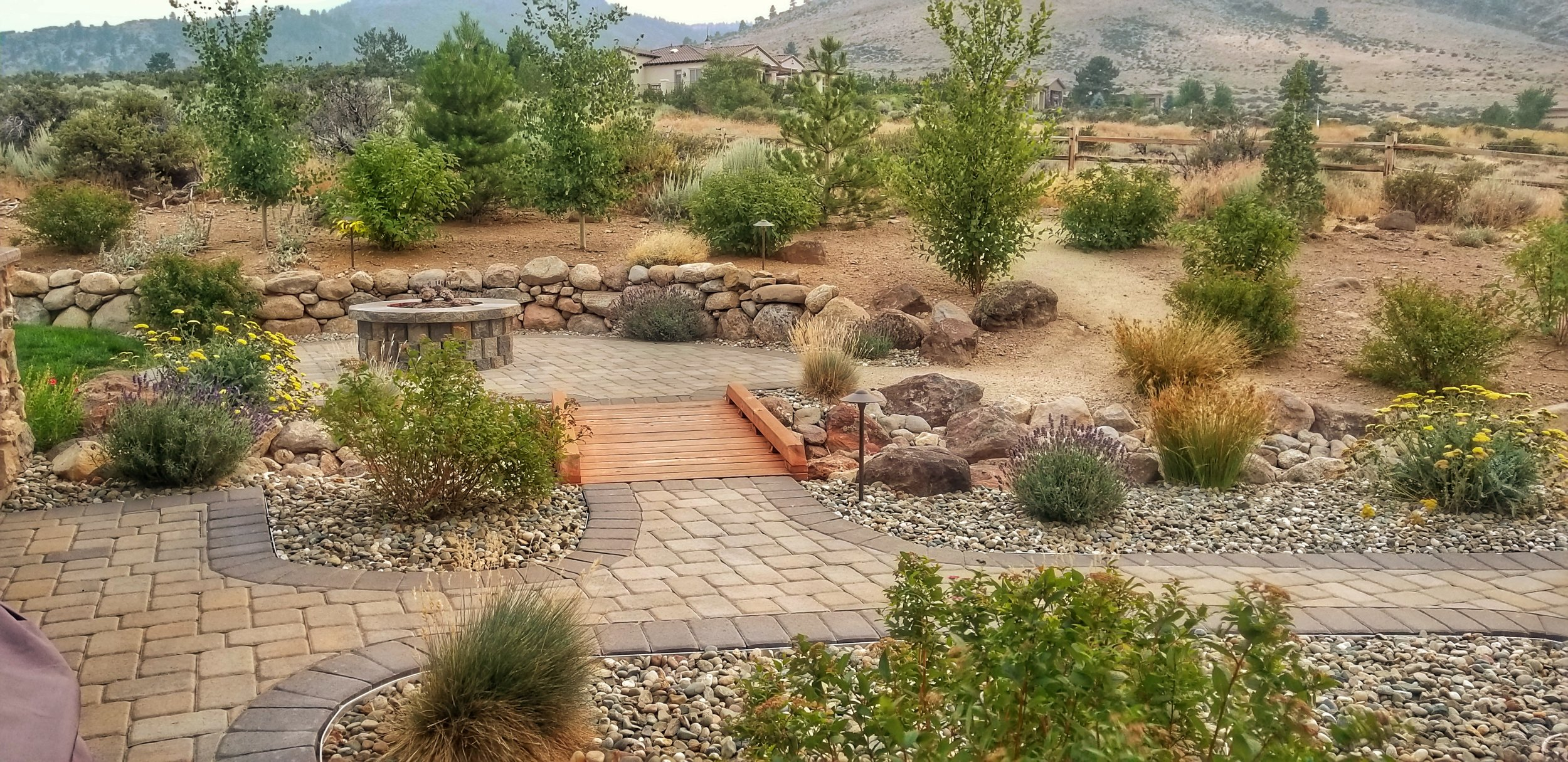 Evergreen Landscape Paver