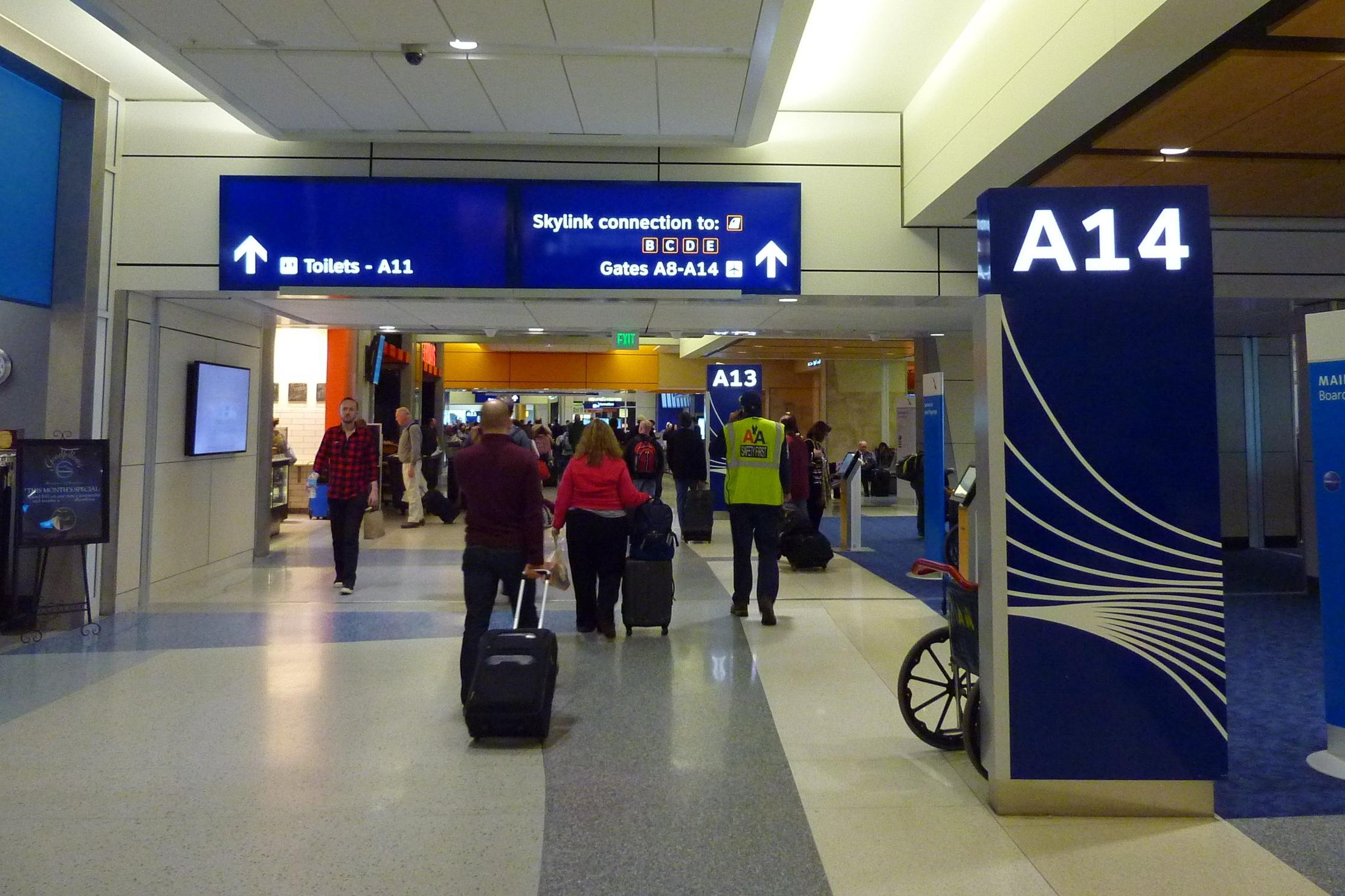 Dallas/Fort Worth Airport