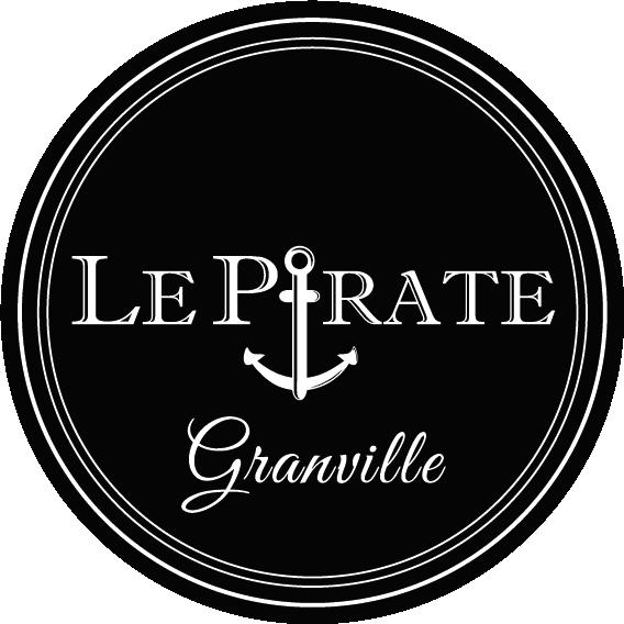 Le Pirate Granville : Café - brasserie