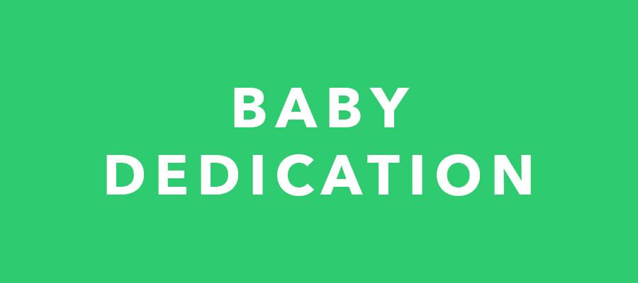 victory tulsa baby dedication