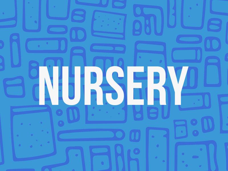 victory kids ministry nursery