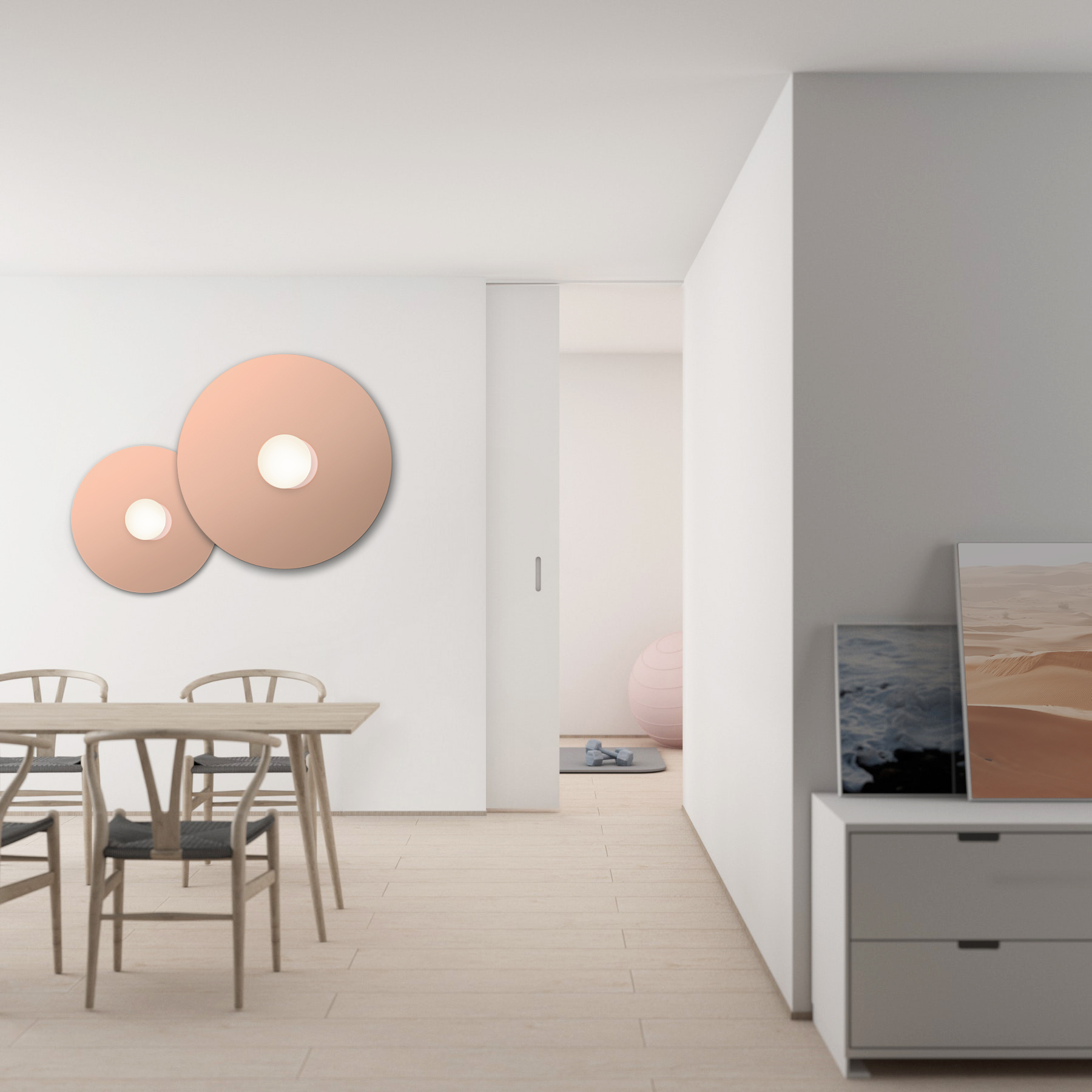 Bola Disc Flush 2 Rose Gold in room_300.jpg