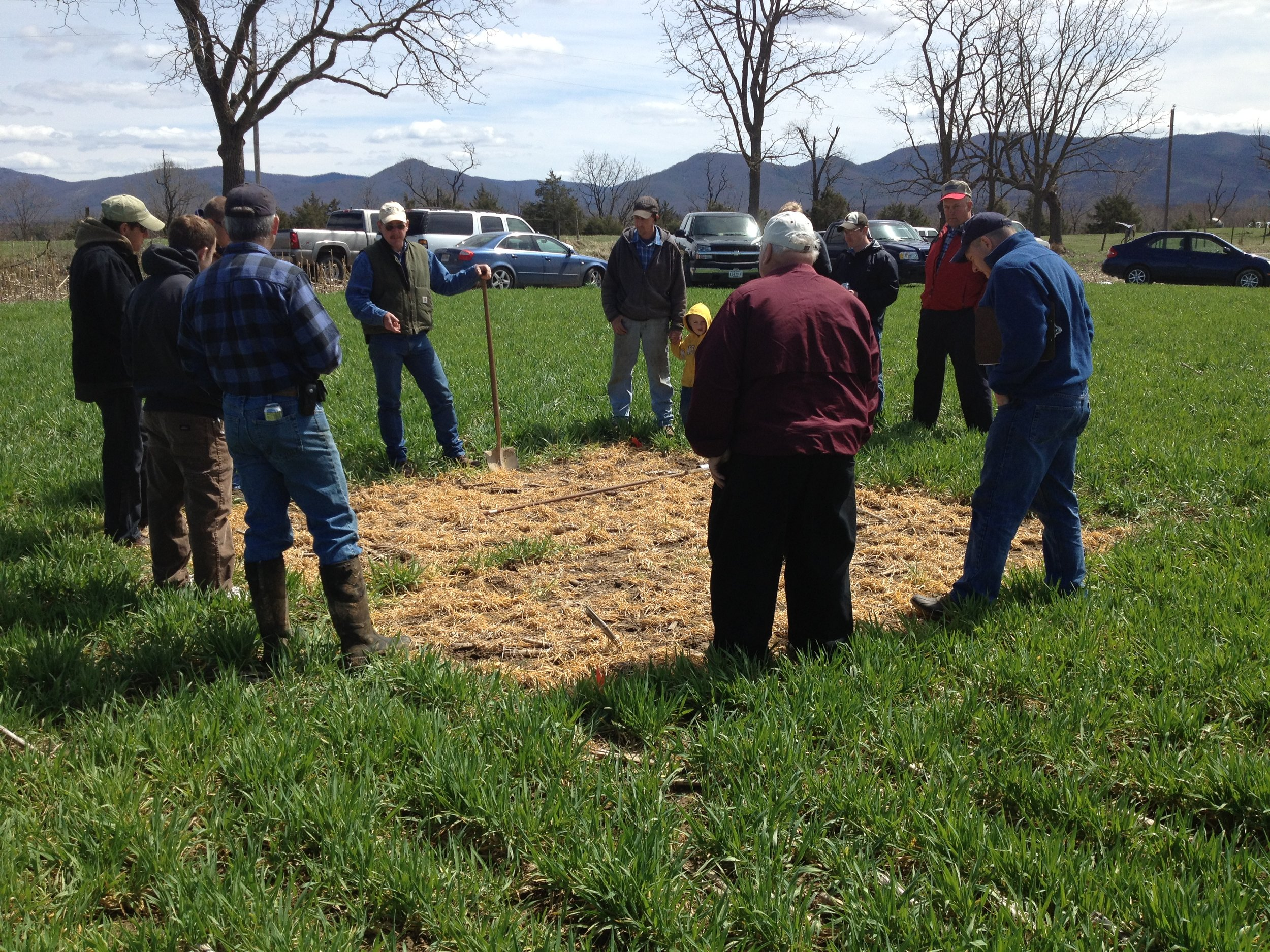 QUANTIFYING SOIL HEALTH: MEASURING THE IMPACTS OF TILLAGE & COVER CROP PRACTICES ON NUTRIENT RETENTION, & SOIL PHYSICAL, BIOLOGICAL, & CHEMICAL PROPERTIES