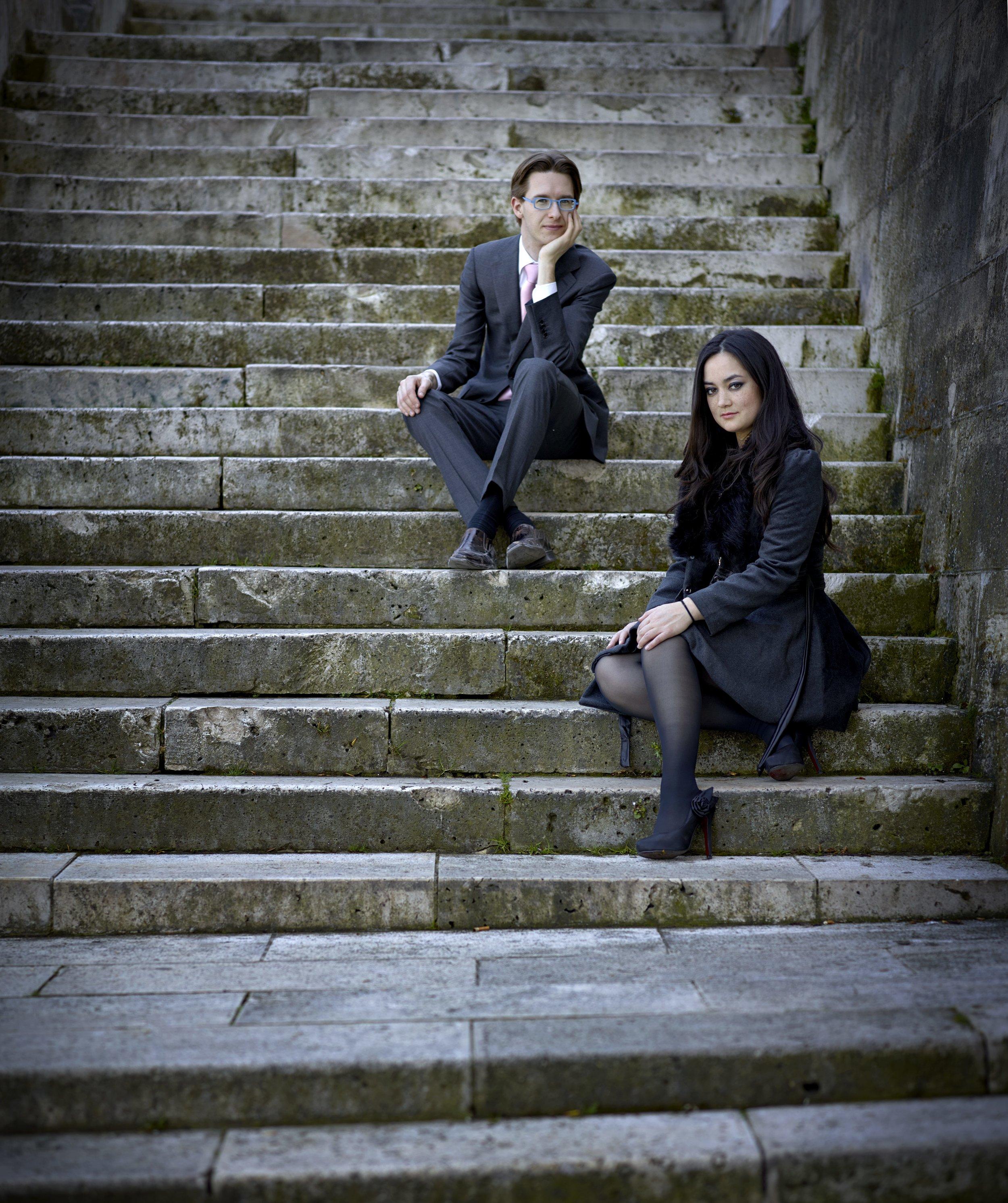 The Scholtes-Janssens Piano Duo by Merlijn Doomernik