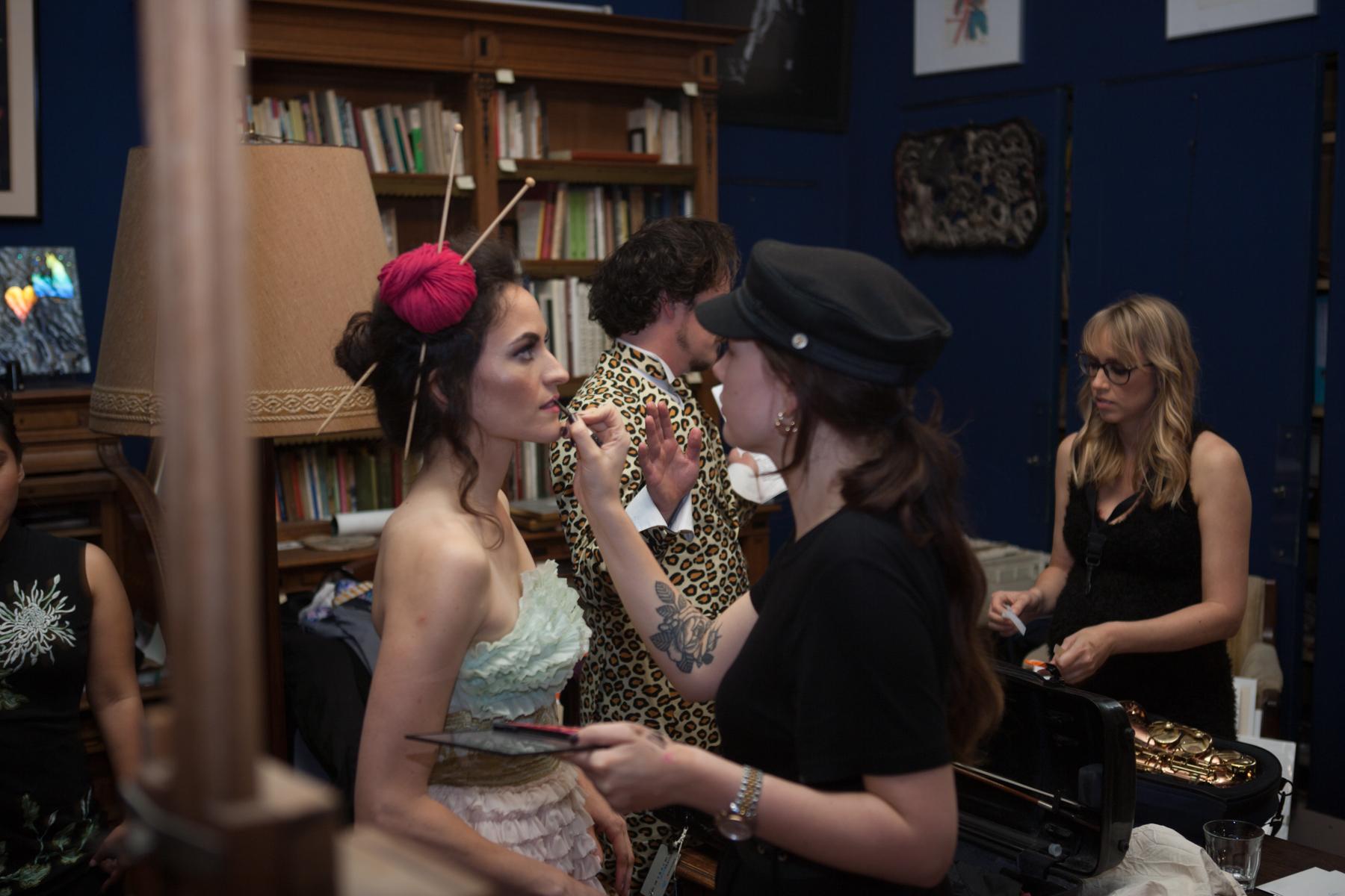 WNP backstage Celia Femke Roos Brendan visagie.jpg
