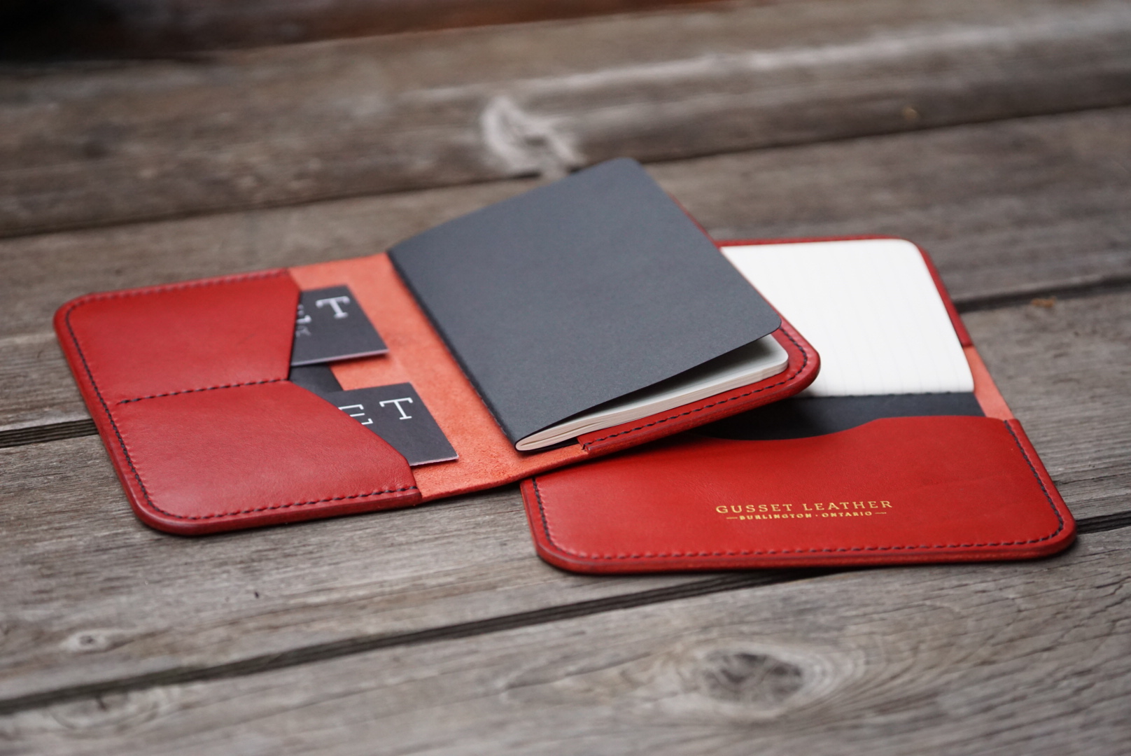 Moleskine/Passport Cover