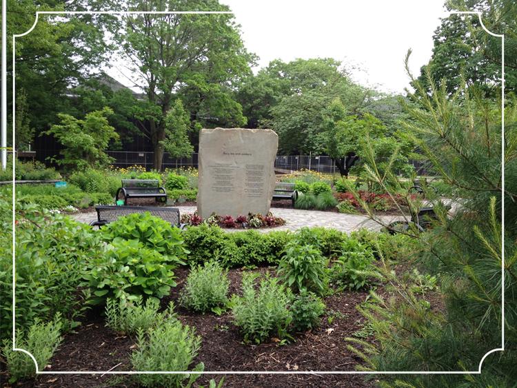 Community Project    VA Memorial Garden    VIEW PROJECT