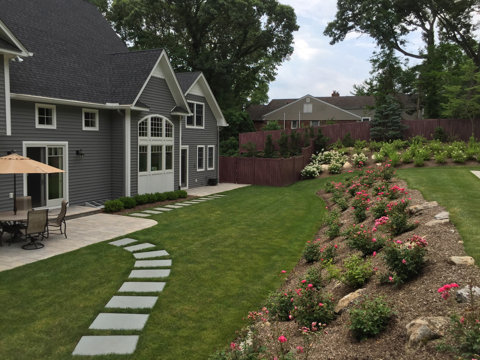 Professional walkway landscapedesign company in Long Island, NY