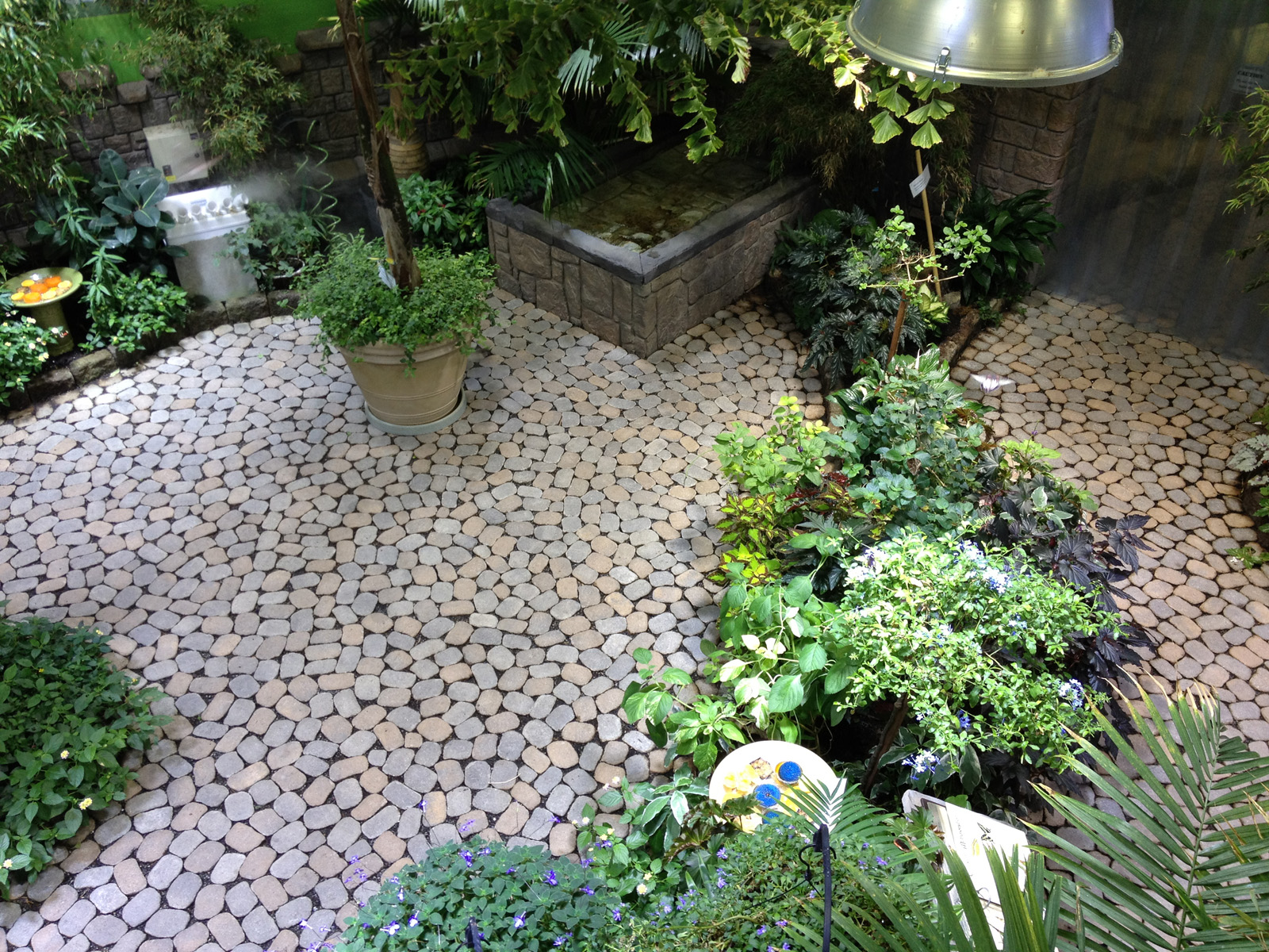 Professional butterfly garden planting landscape design company in Long Island, NY