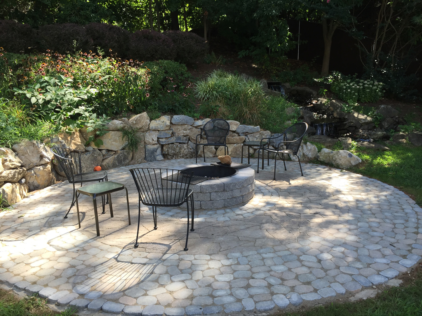 Professional patio paver landscape design company in Long Island, NY