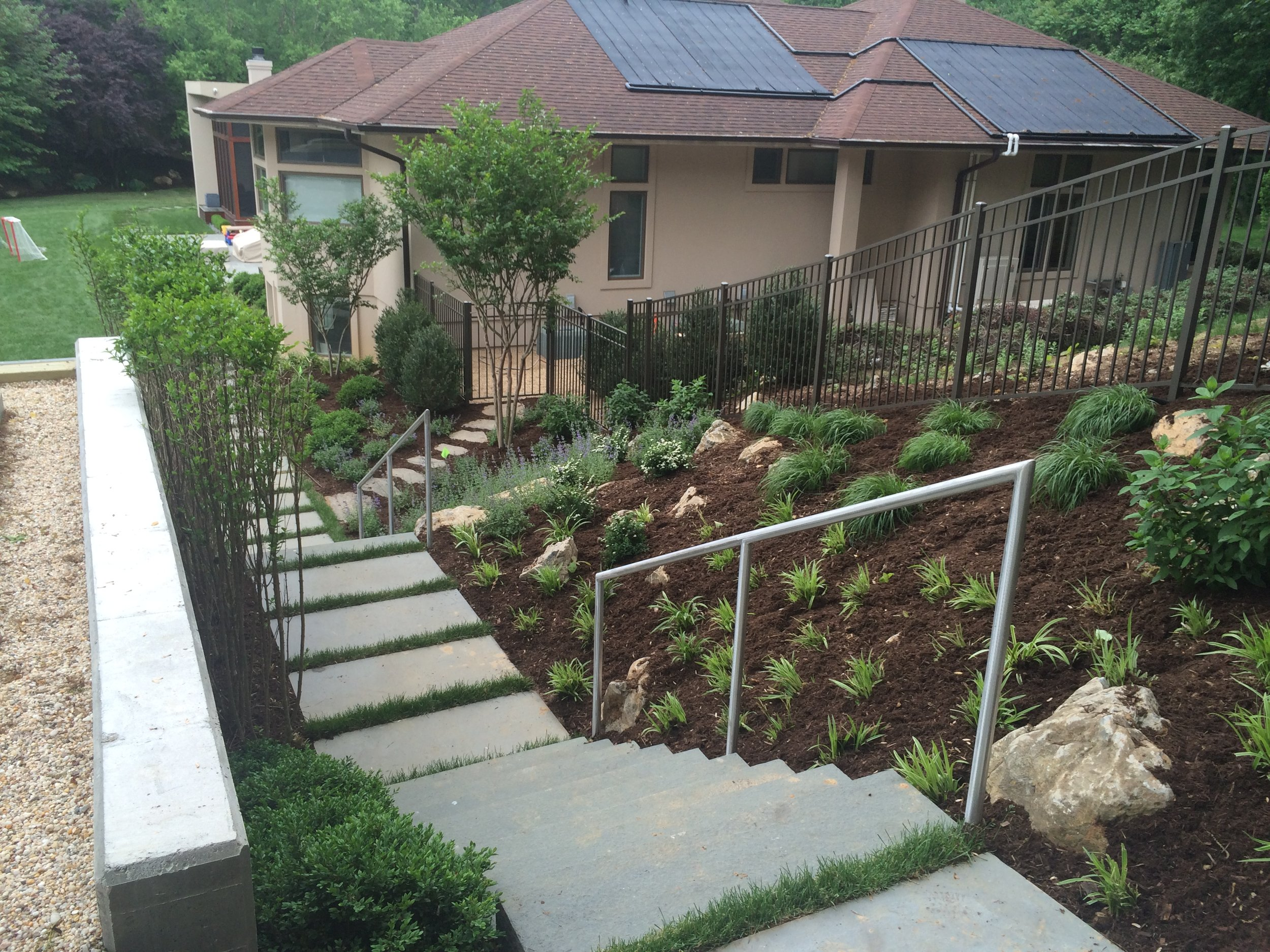 Top landscape flower planting company in Long Island, NY