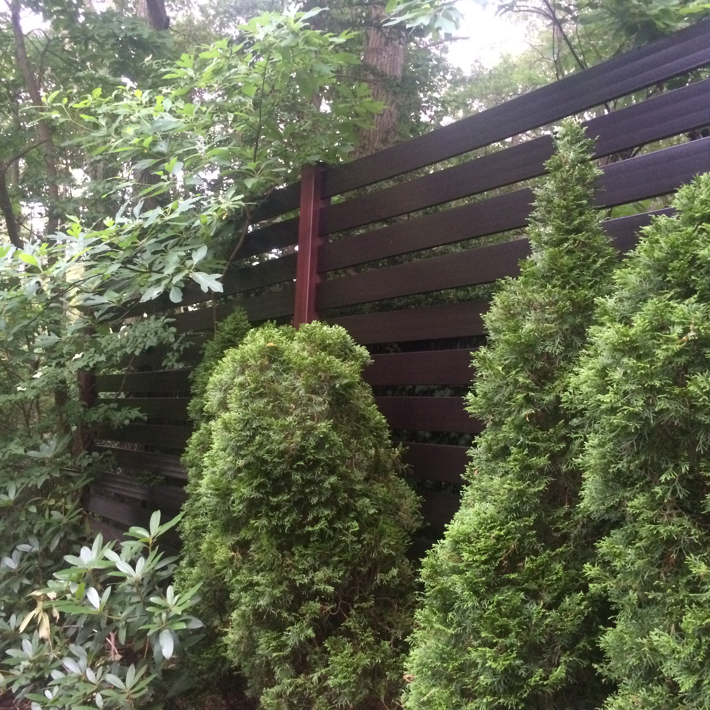 Professional privacy fence landscape design company in Long Island, NY
