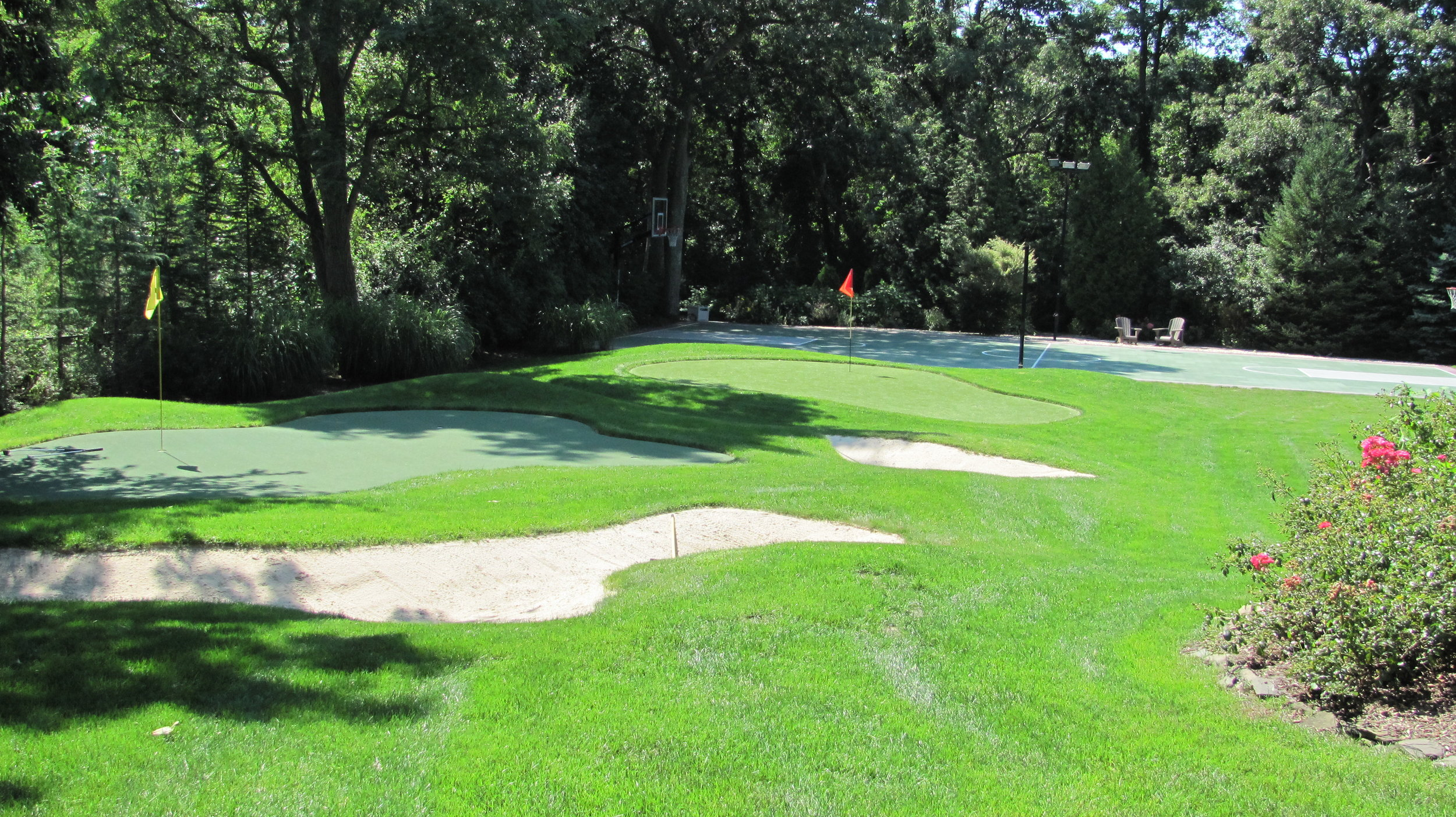 Professional golf course landscape design company in Long Island, NY