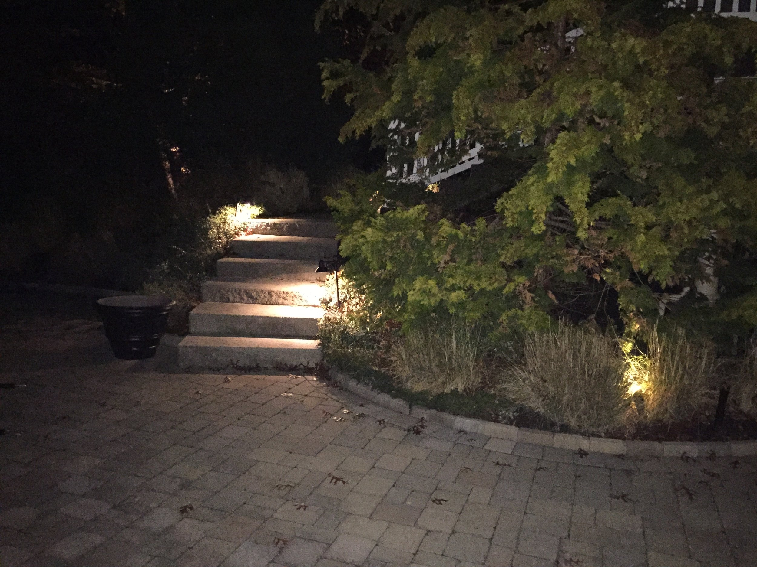 Professional outdoor LED lighting installationcompany in Long Island, NY
