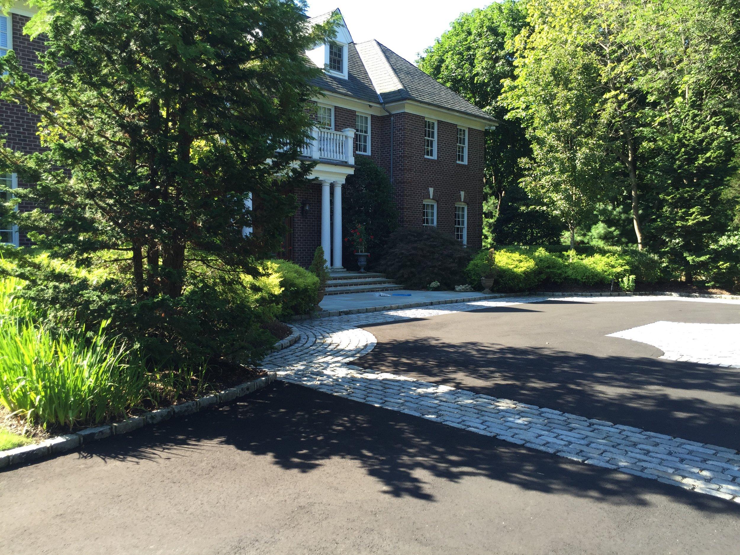 Professional Unilock driveway paver company in Long Island, NY
