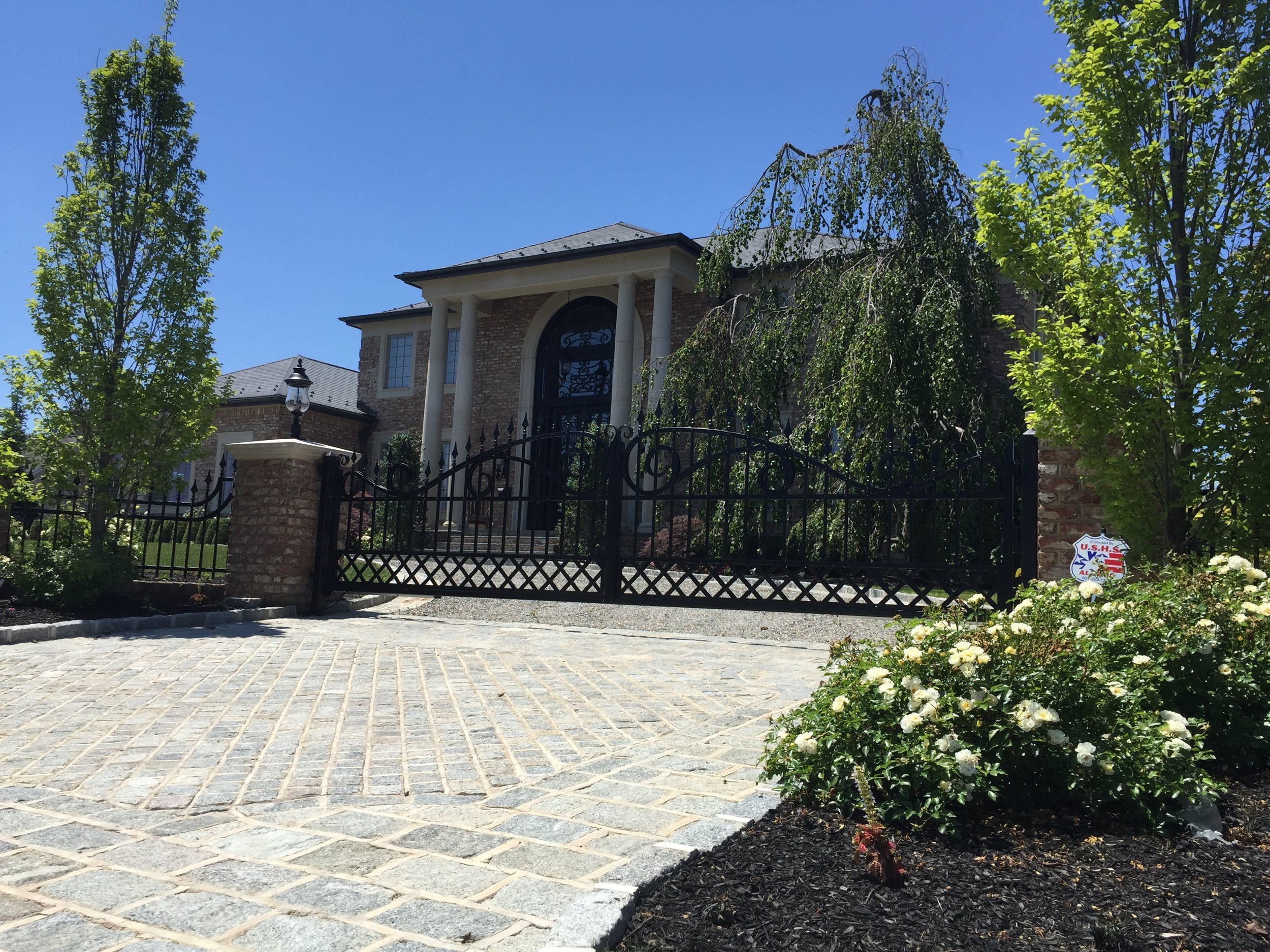 Top driveway design company in Long Island, NY