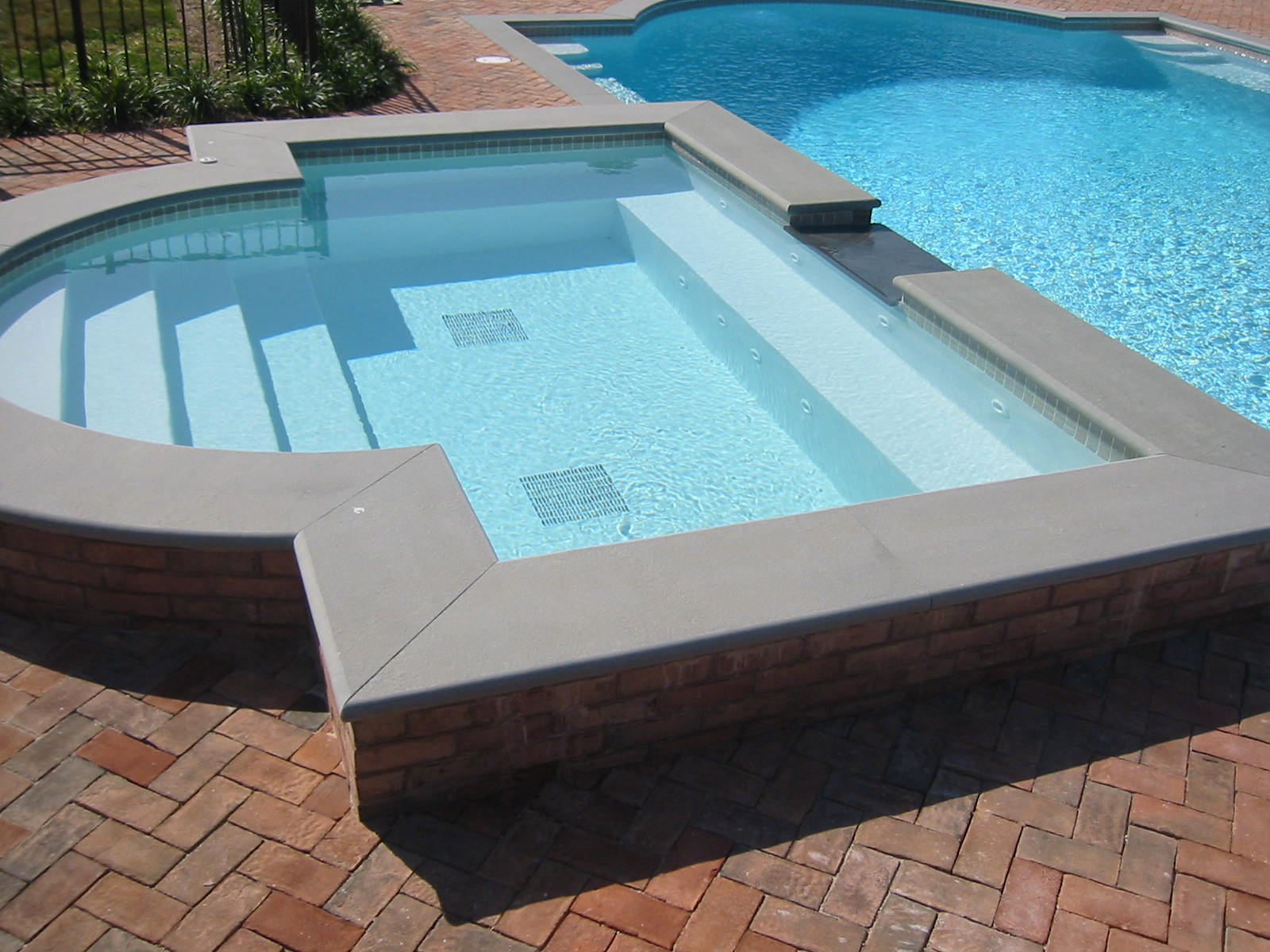 Top hot tub landscape design company in Long Island, NY