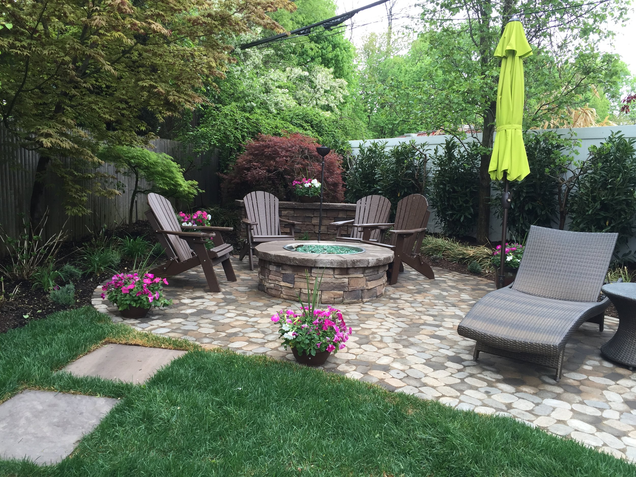 Professional landscape concrete pavers in Long Island, NY