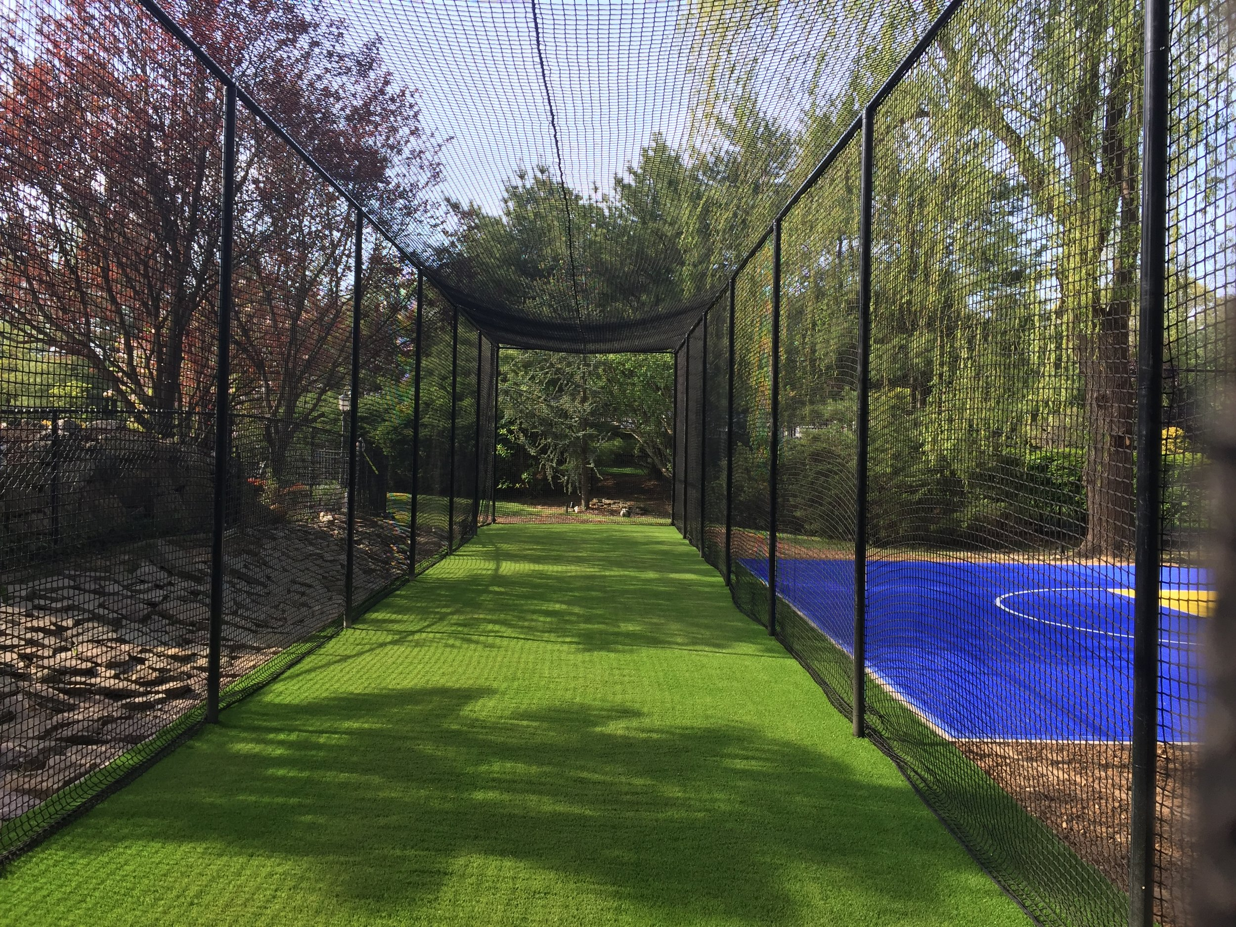 Top landscape design with turf in Long Island, NY