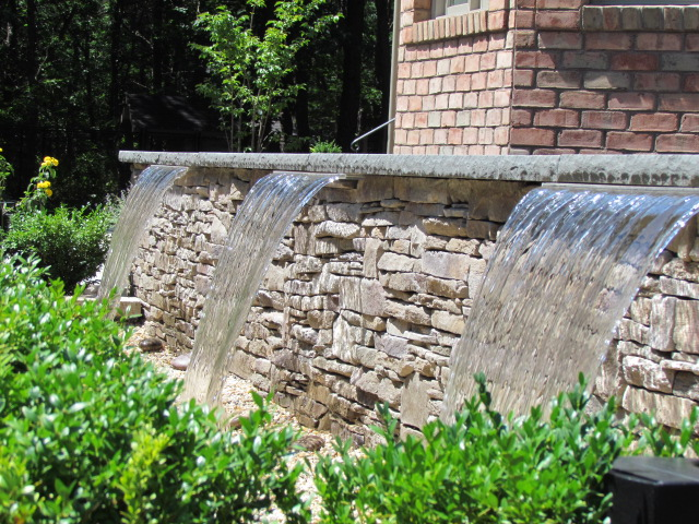 Professional water feature design company in Long Island, NY