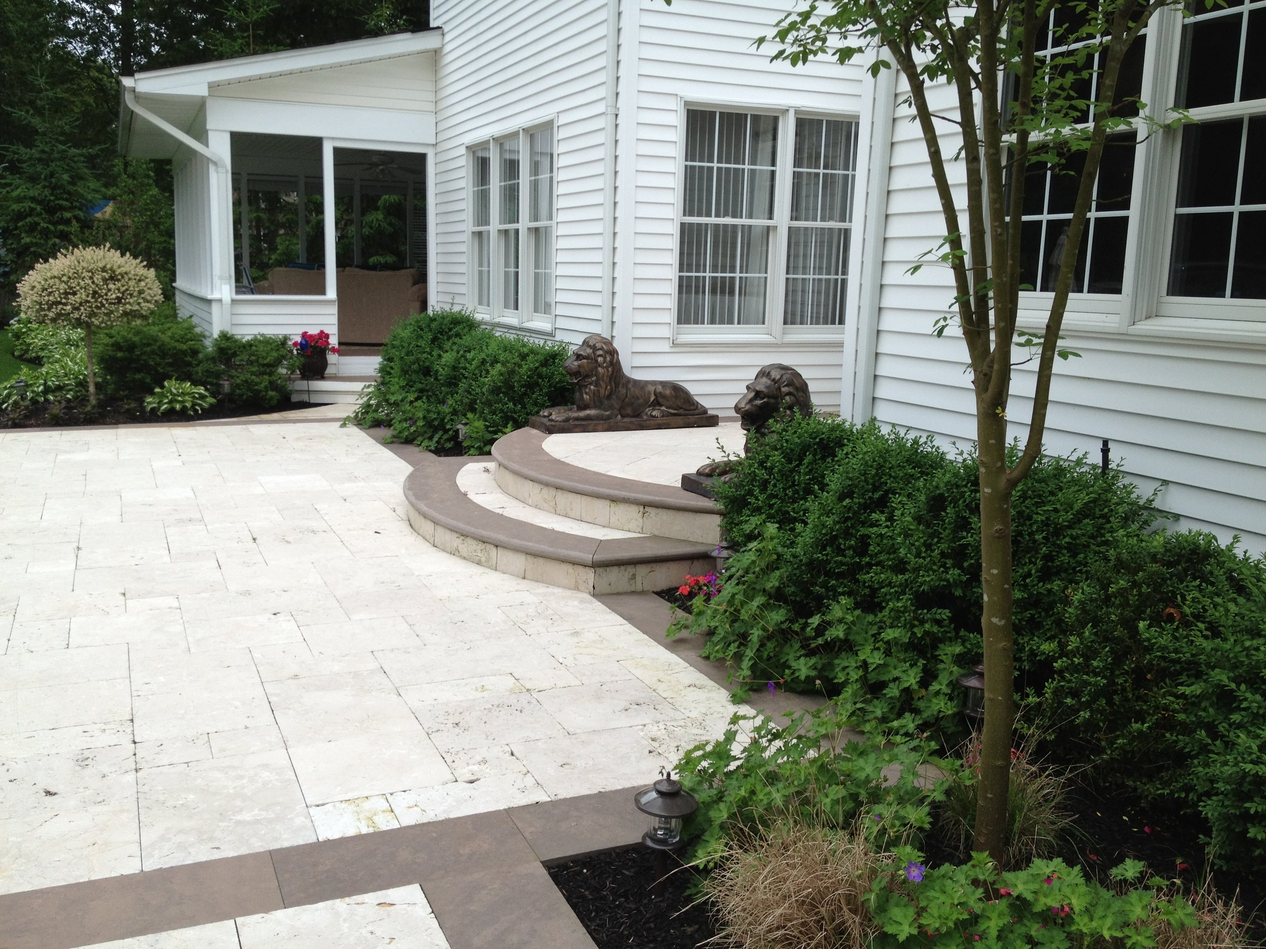 Experienced patio design in Long Island, NY
