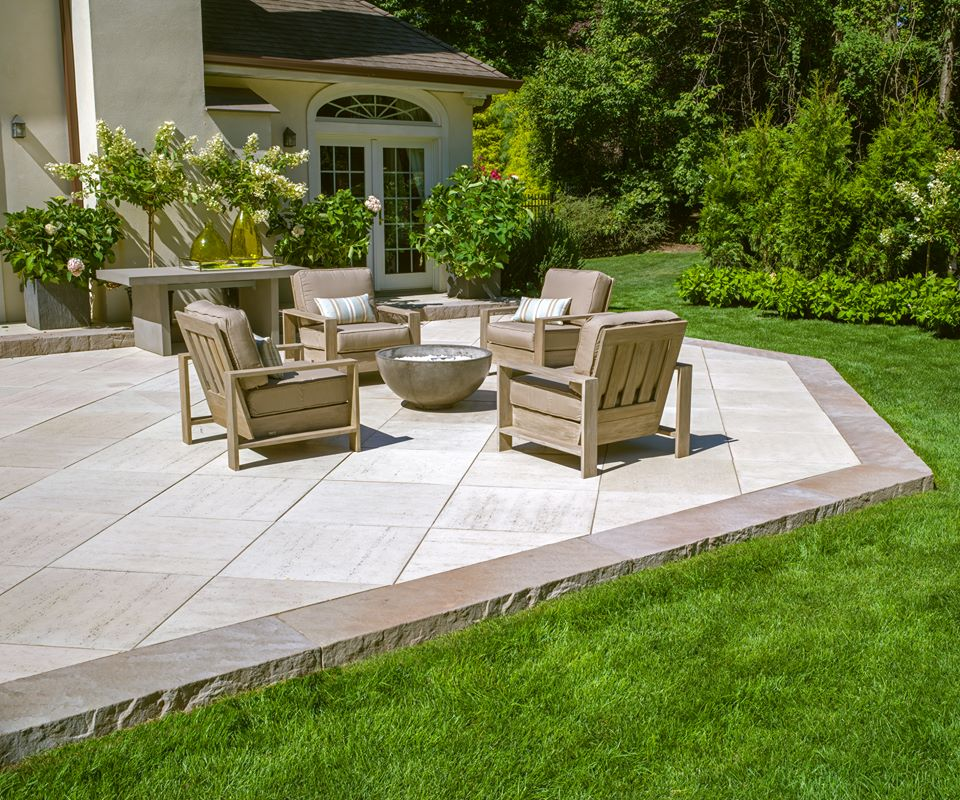 Patio Designs for Easy Navigation and Traffic Flow in Port Jefferson, NY