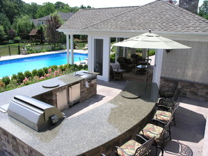 Stunning fiberglass pools in Oyster Bay NY - swimming pool Oyster Bay NY