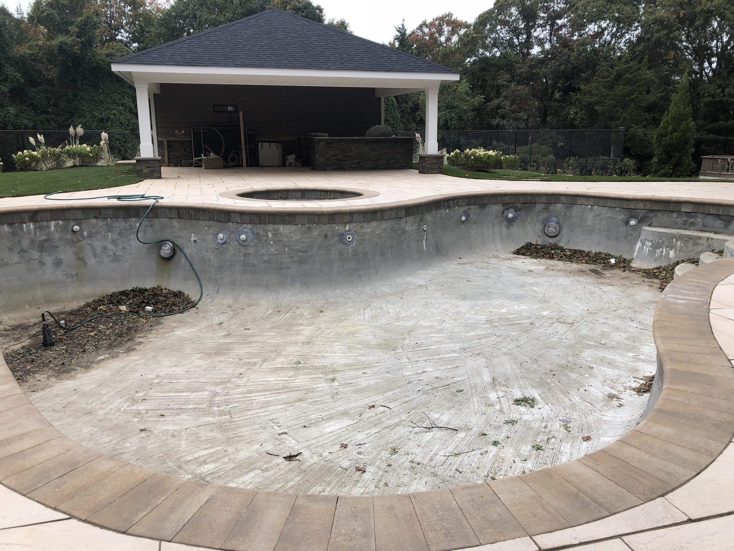 Fiberglass pools in Long Island NY