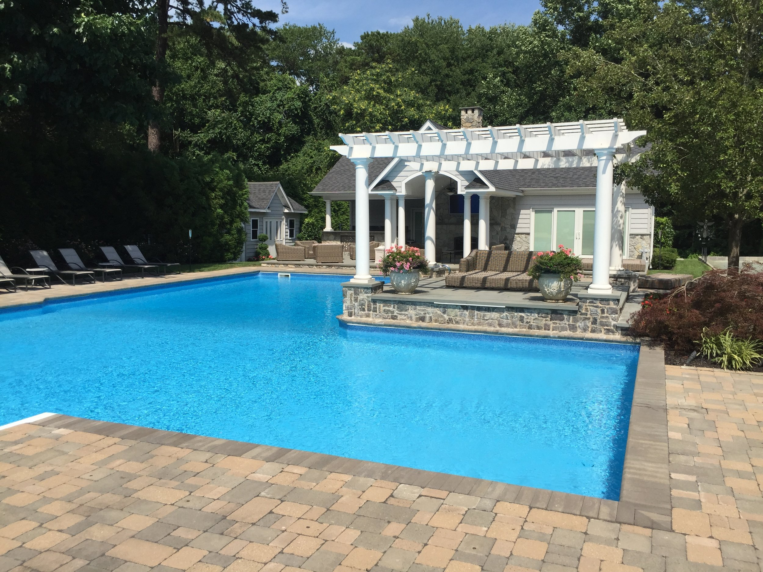 Implementing a Pergola in Your Port Jefferson, NY, Backyard Designs